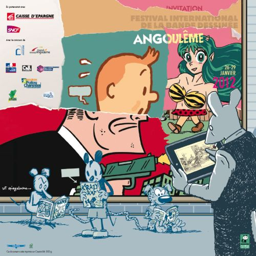 Lire la suite : 39e Festival International de la BD