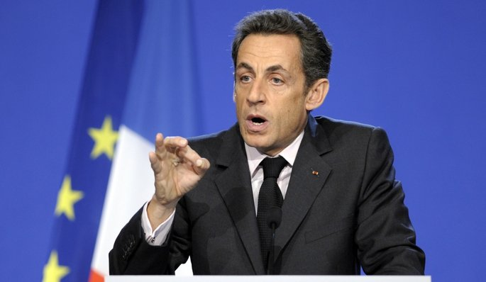 Nicolas Sarkozy Photo Reuters